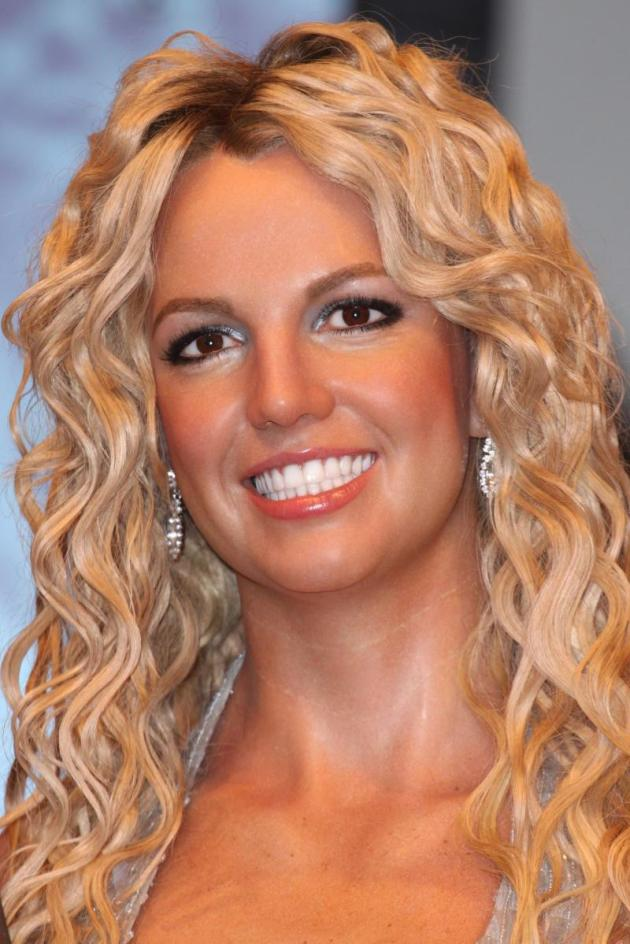 Britney Spears in Wax
