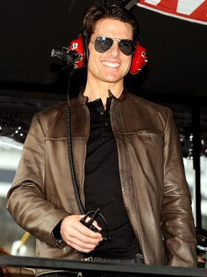 Tom Cruise Jammin'