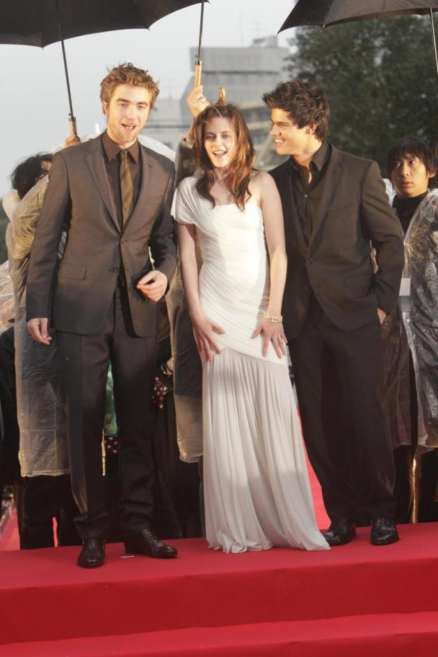 Twilight, Tokyo Premiere