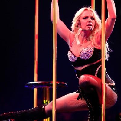 Caged Britney