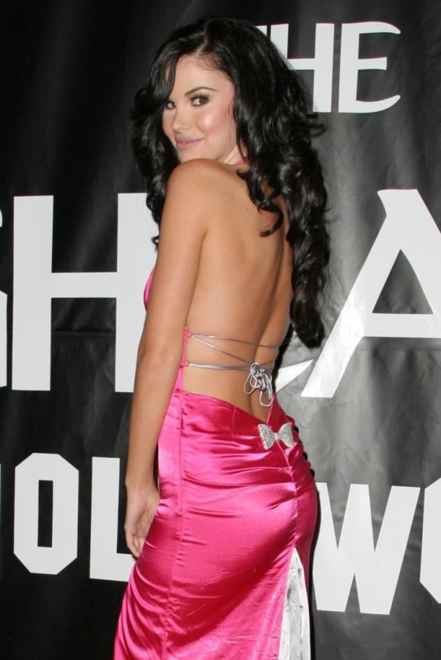 Backless Jayde Nicole