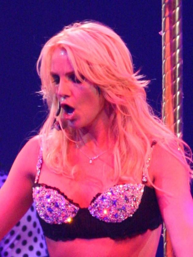 Britney O-Face