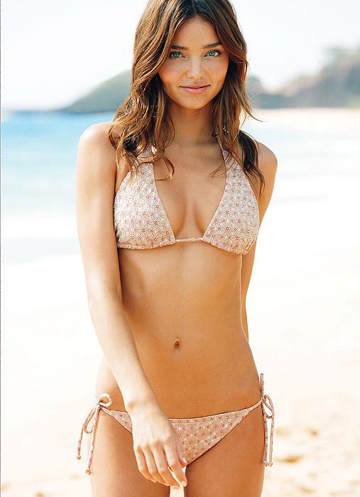 Miranda Kerr: Victoria's Secret Pic