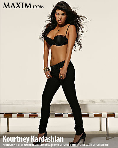 Kourtney Kardashian Photograph