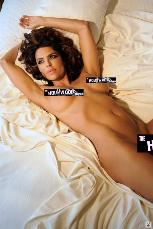 Lisa Rinna Naked Pic