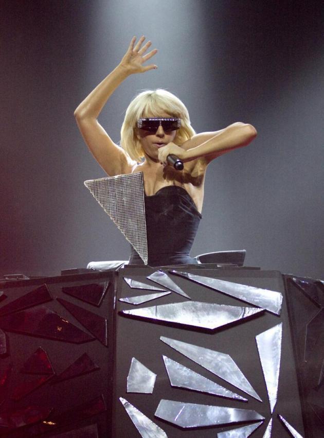 Gaga Concert
