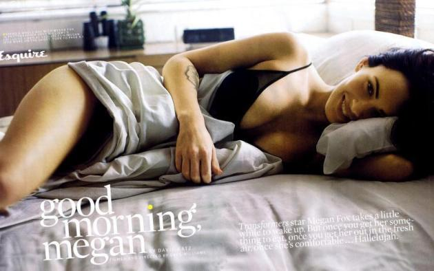 Esquire Spread