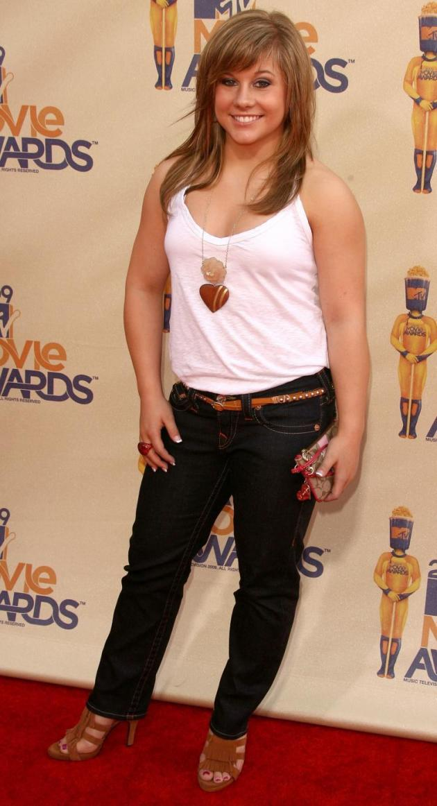 Shawn Johnson Fashion
