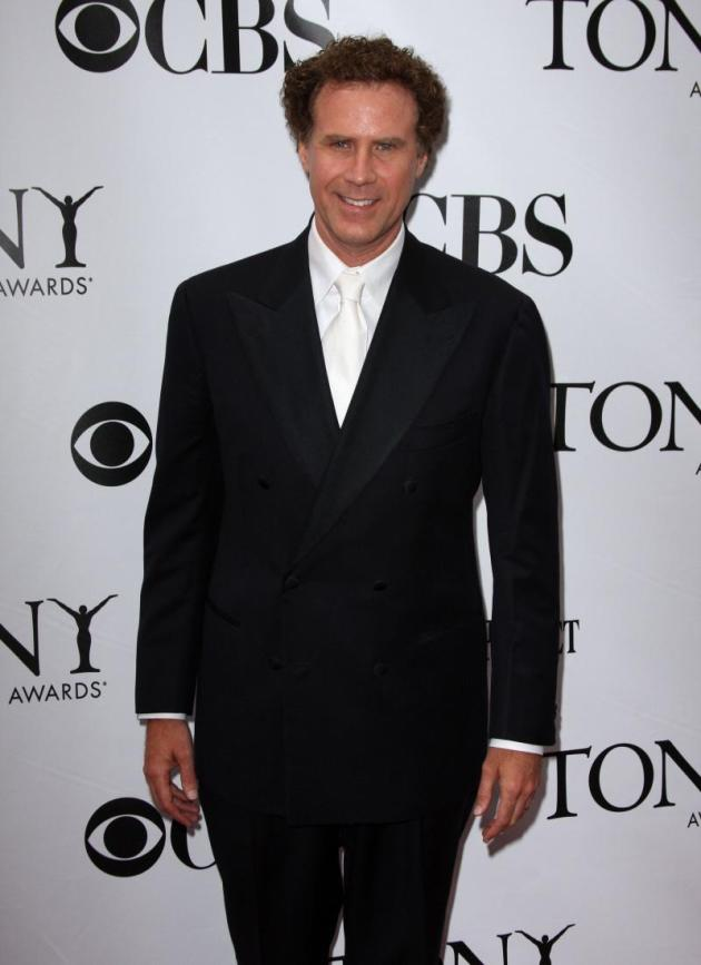 At the Tonys