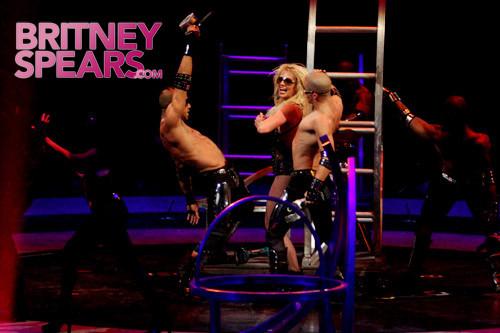 Britney's Boyz