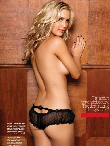Willa Ford Topless