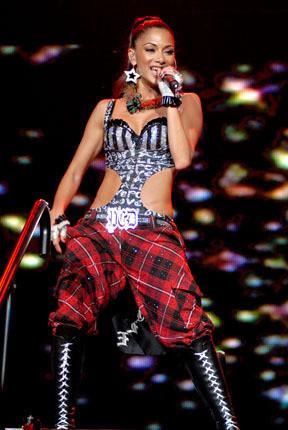 Nicole Scherzinger in Concert