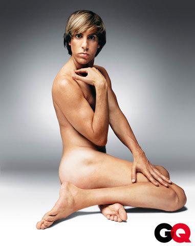 Bruno Naked