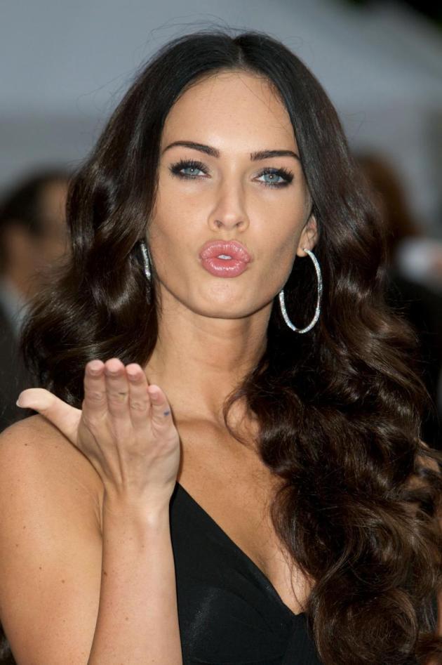 Megan Fox Blows ...