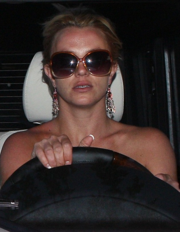 Drivin' Miss Crazy