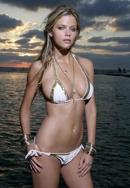 Brooklyn Bikini Pic