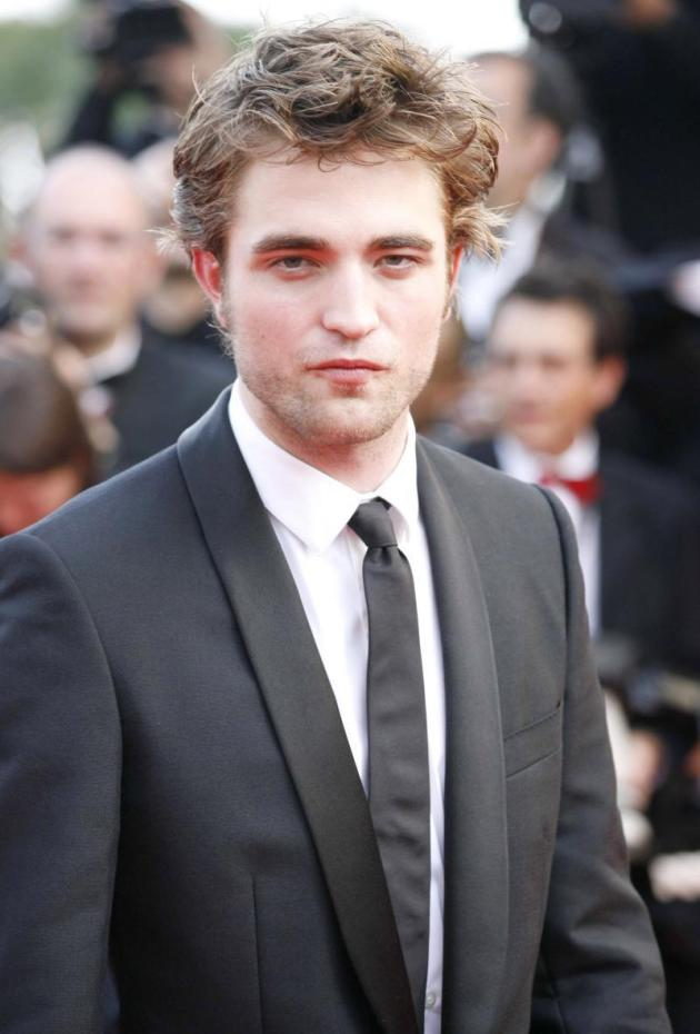 Pattinson as Cannes