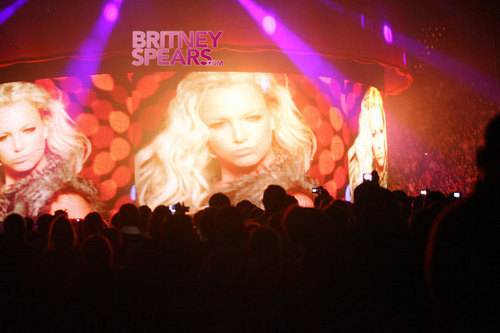 Britney Spears Live in Concert