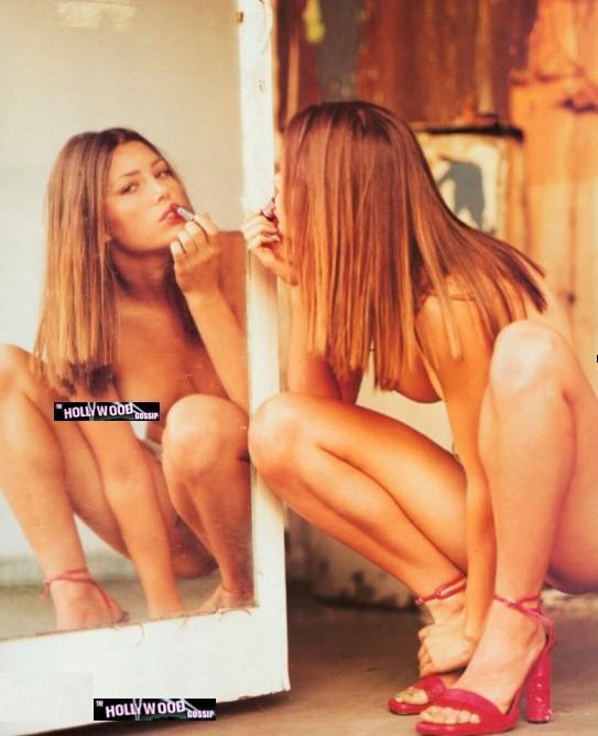 Jessica Biel Nude Picture