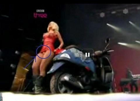 Lady Gaga Hermaphrodite Picture