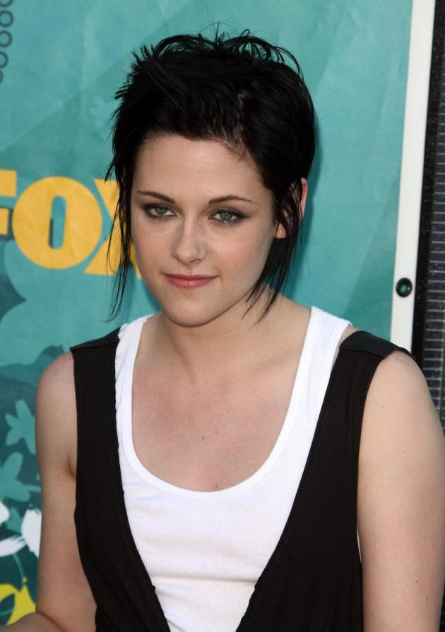Short-Haired Kristen