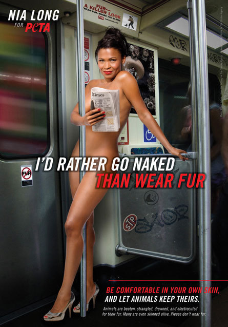 Nia Long Nude