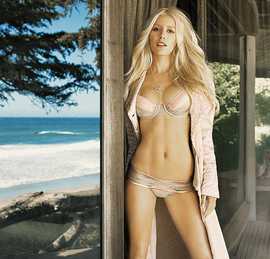 Heidi Montag Playboy Pic