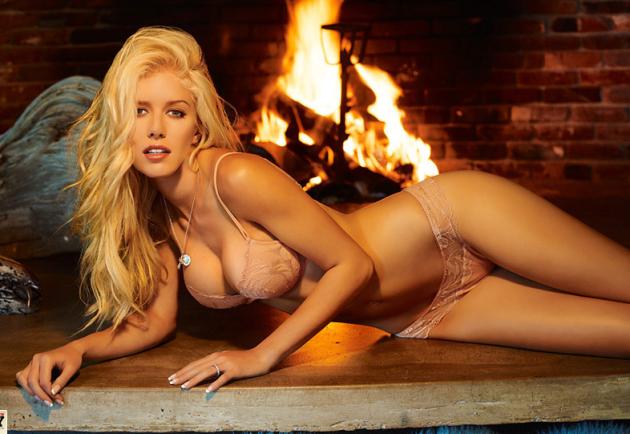 Heidi Playboy Picture