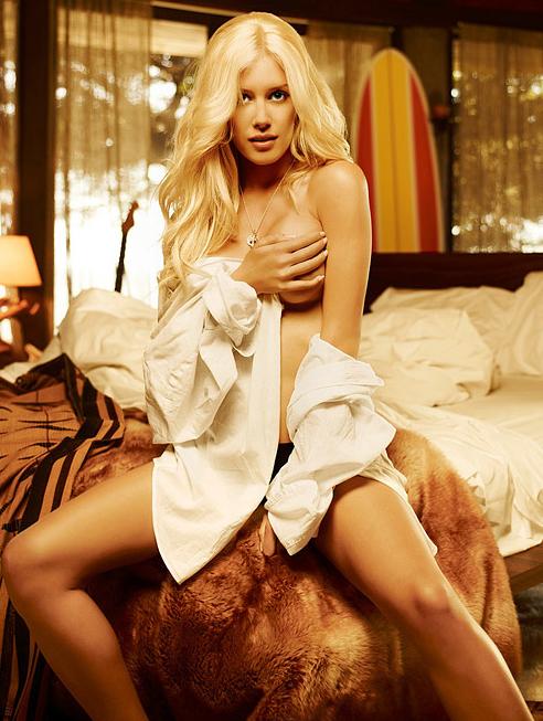 Heidi Pratt Playboy Photo