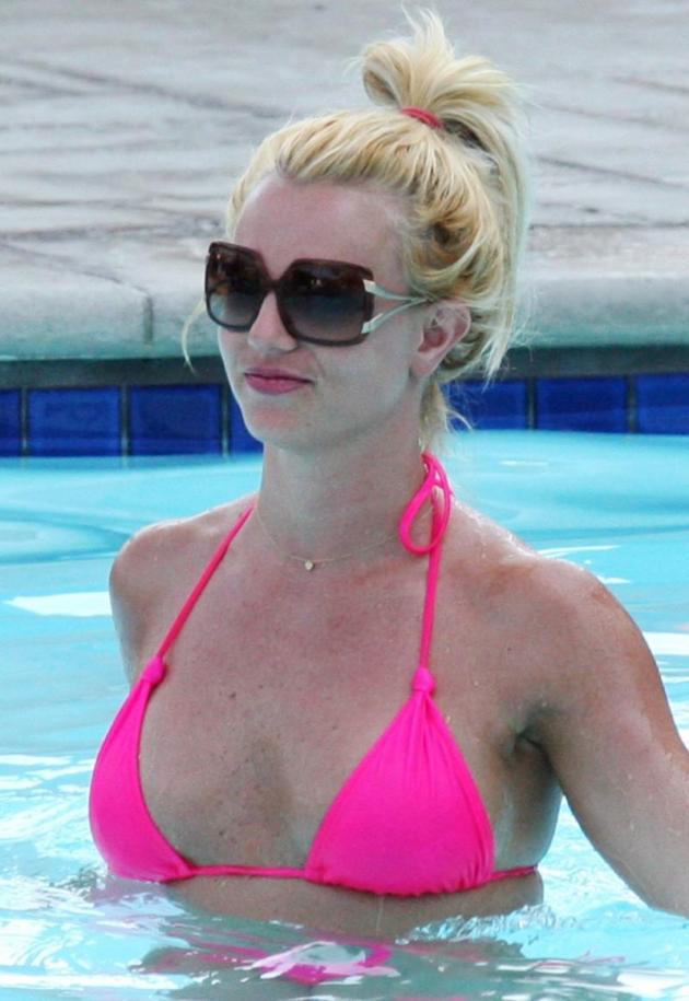 Britney Spears is Wet