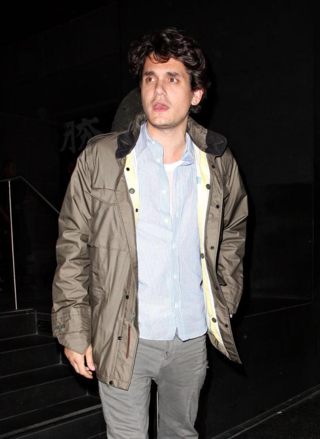 John Mayer at Katsuya