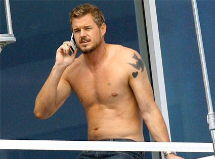 Eric Dane Shirtless Photo