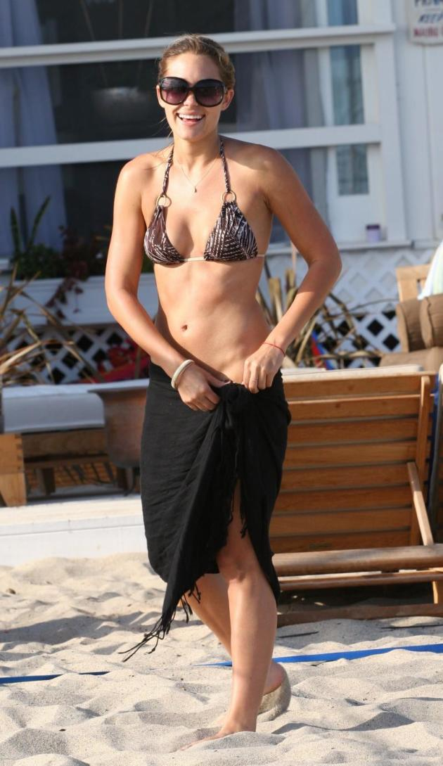 A Lauren Conrad Bikini Pic