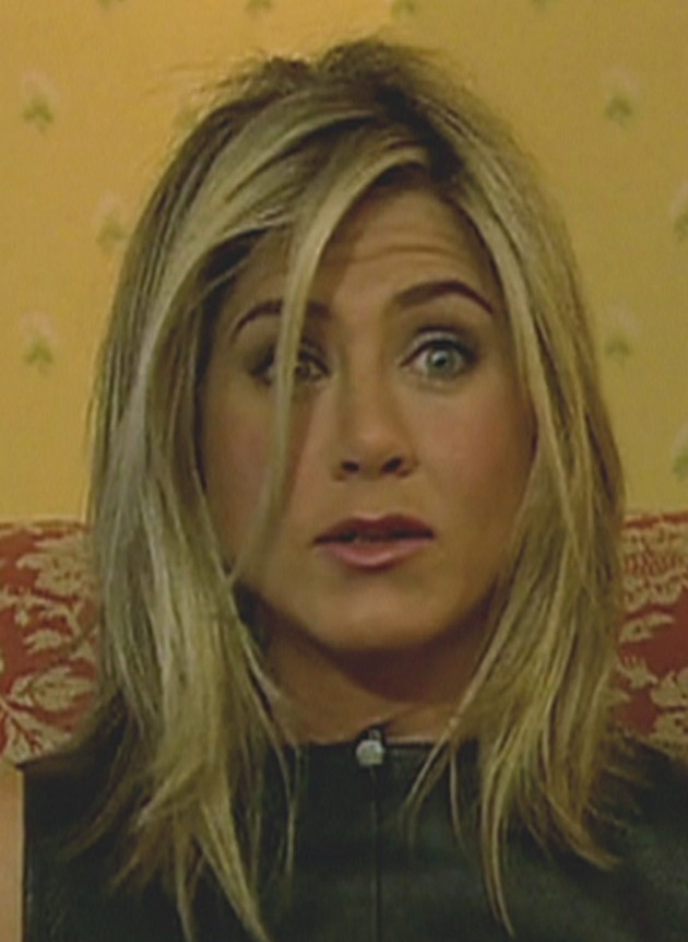 Lonely Jennifer Aniston