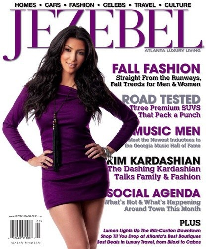 Jezebel Cover Girl