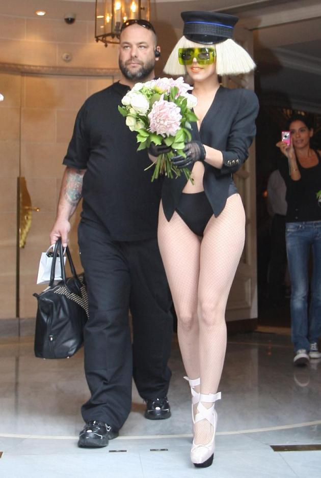 No Pants Gaga