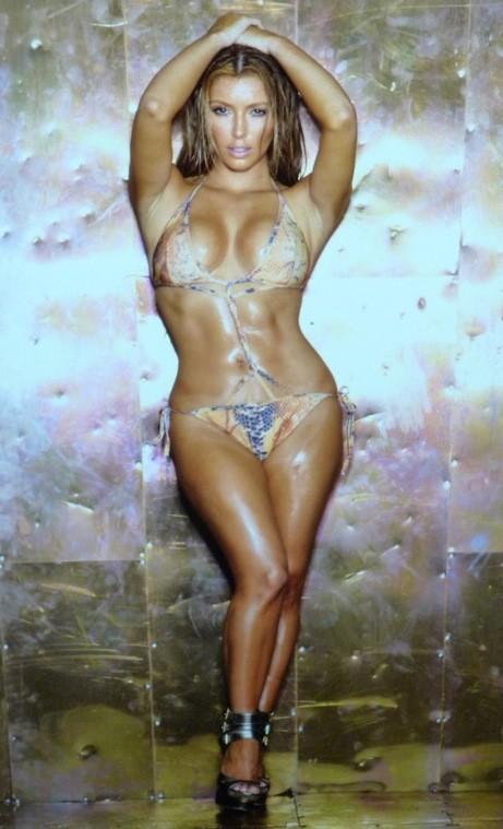beautiful bikini body