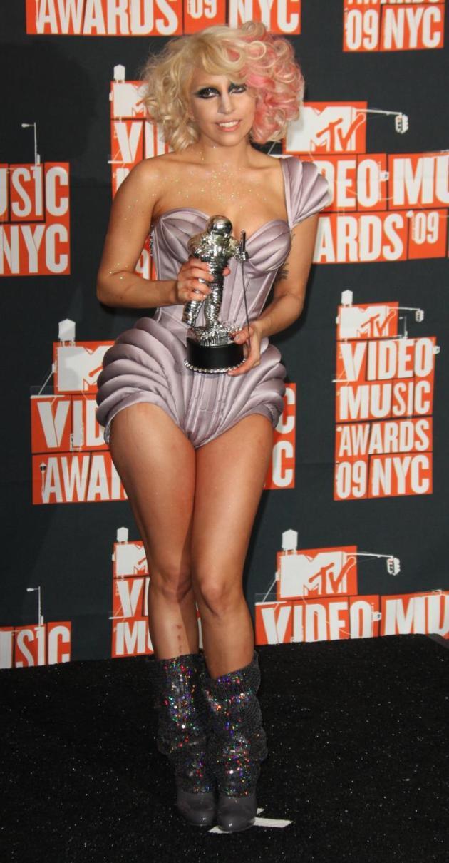Lady Gaga: VMAs 2009