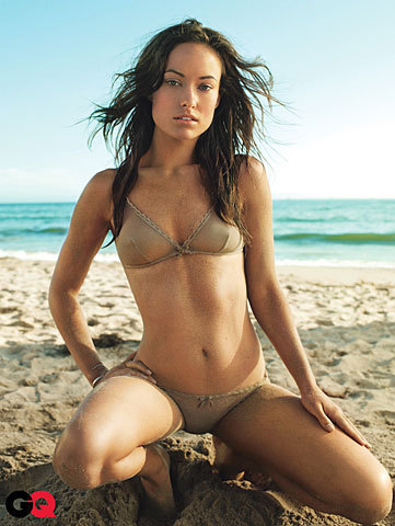 Olivia Wilde Bikini Photo