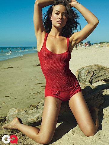 Olivia Wilde Swimsuit Picture
