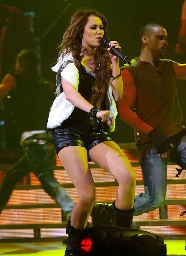 Miley in Concert