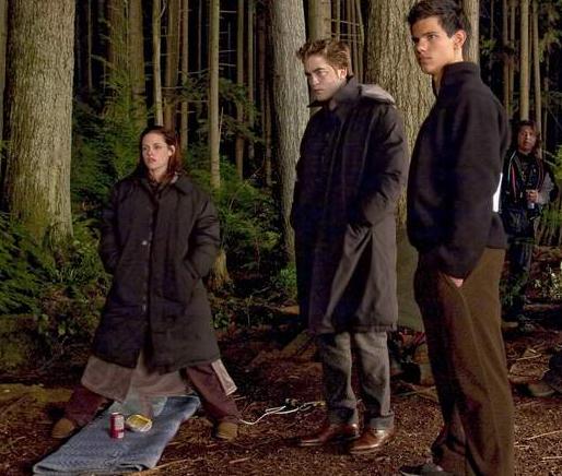 Kristen, Robert and Taylor