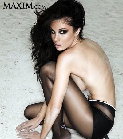 Jayde Nicole Topless Picture