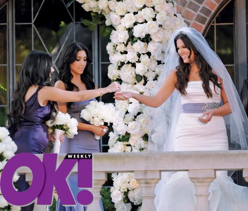 Kourtney, Khloe and Kim Kardashian Picture