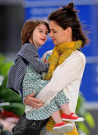 Suri and Katie Picture