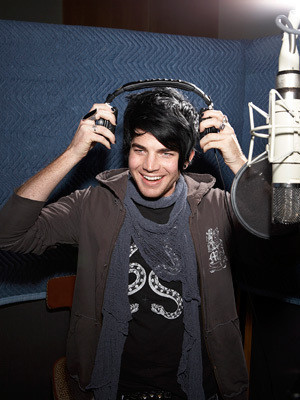 Adam in the Studio