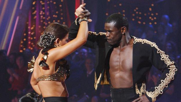 Irvin Dancing