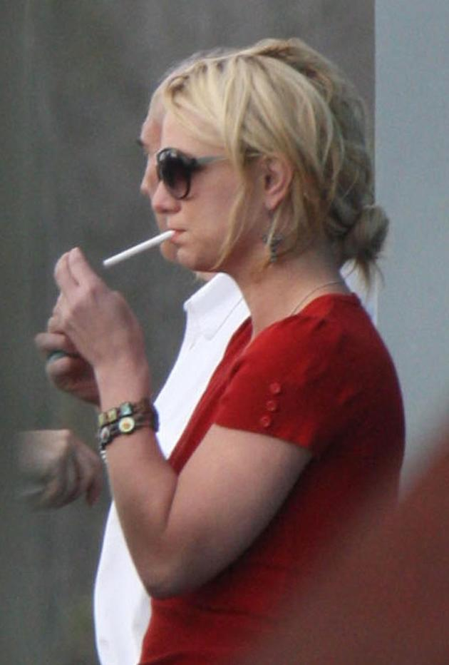 Spears Smoking