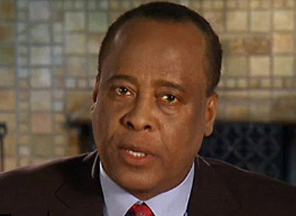 Doctor Conrad Murray