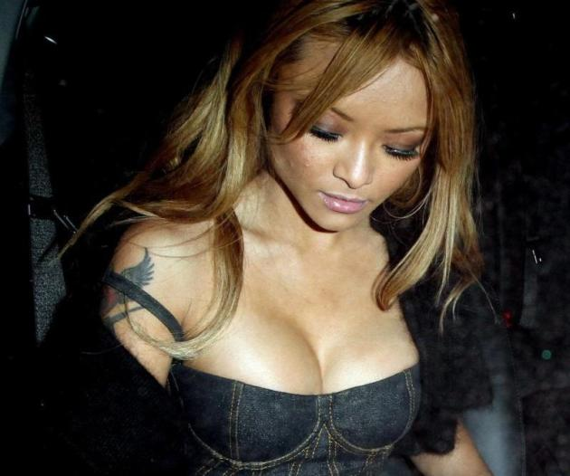 Tila Tequila Cleavage Picture